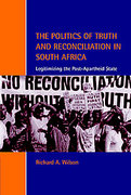 Cover of The Politics of Truth and Reconciliation in South Africa
