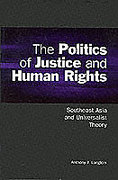 Cover of The Politics of Justice and Human Rights