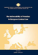 Cover of The Enforceability of Promises in European Contract Law