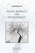 Cover of Value, Respect and Attachment