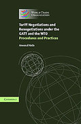 Cover of Tariff Negotiations and Renegotiations under the GATT and the WTO