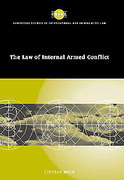 Cover of The Law of Internal Armed Conflict