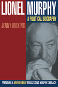 Cover of Lionel Murphy: A Political Biography