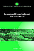 Cover of International Human Rights and Humanitarian Law