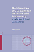 Cover of The International Law Commission's Articles on State Responsibility