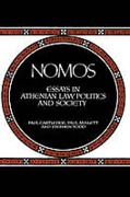 Cover of Nomos: Essays in Athenian Law, Politics and Society