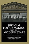 Cover of Judicial Policy Making and the Modern State