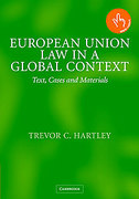 Cover of European Union Law in a Global Context
