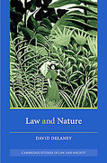 Cover of Law and Nature