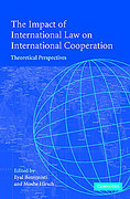 Cover of The Impact of International Law on International Cooperation
