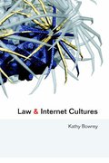 Cover of Law and Internet Cultures