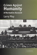 Cover of Crimes Against Humanity: A Normative Account