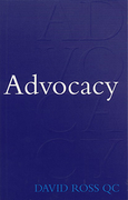 Cover of Advocacy