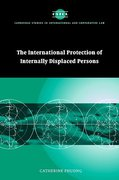 Cover of The International Protection of Internally Displaced Persons