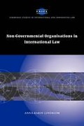 Cover of Non-Government Organisations in International Law