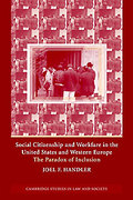 Cover of Social Citizenship and Workfare in the United States and Western Europe: The Paradox of Inclusion