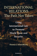 Cover of International Relations: The Path Not Taken
