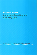 Cover of Corporate Reporting and Company Law