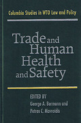 Cover of Trade and Human Health and Safety