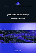 Cover of Judiciaries within Europe: A Comparative Review