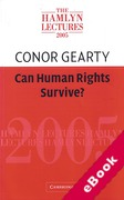 Cover of The Hamlyn Lectures 2005: Can Human Rights Survive? (eBook)