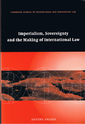 Cover of Imperialism, Sovereignty and the Making of International Law