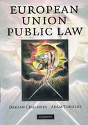 Cover of European Union Public Law: Text and Materials