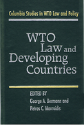 Cover of WTO Law and Developing Countries