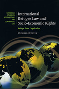 Cover of International Refugee Law and Socio-Economic Rights