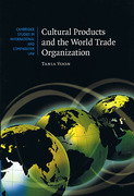 Cover of Cultural Products and the World Trade Organization