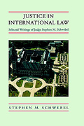 Cover of Justice in International Law: Selected Writings
