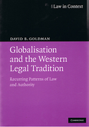 Cover of Globalisation and the Western Legal Tradition: Recurring Patterns of Law and Authority
