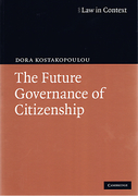 Cover of The Future Governance of Citizenship