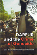 Cover of Darfur and the Crime of Genocide