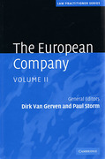 Cover of The European Company: Volume II