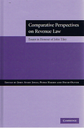 Cover of Comparative Perspectives on Revenue Law: Essays in Honour of John Tiley