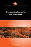 Cover of Transboundary Damage in International Law