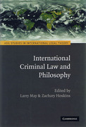 Cover of International Criminal Law and Philosophy