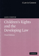 Cover of Children's Rights and the Developing Law