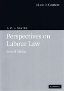 Cover of Perspectives on Labour Law