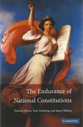 Cover of The Endurance of National Constitutions