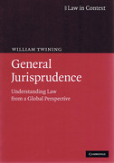 Cover of General Jurisprudence: Understanding Law from a Global Perspective