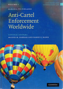 Cover of Anti-Cartel Enforcement Worldwide
