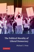 Cover of Political Morality of Liberal Democracy