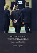 Cover of International White Collar Crime: Cases and Materials