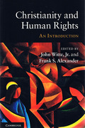 Cover of Christianity and Human Rights