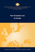 Cover of Pure Economic Loss in Europe