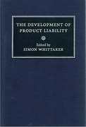Cover of Comparative Studies in the Development of the Law of Torts in Europe Volumes 1-6