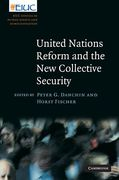 Cover of United Nations Reform and the New Collective Security