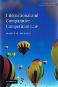 Cover of International and Comparative Competition Law